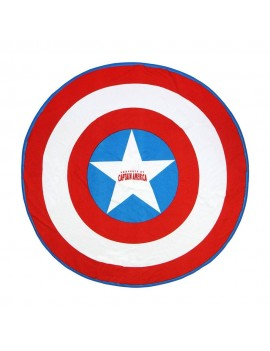 Marvel Towel Captain America 140 cm