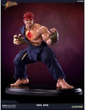 Street Fighter IV Statue 1/4 Evil Ryu 42 cm