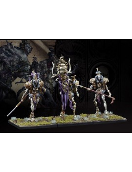 Conquest: The Last Argument of Kings Miniatures 3-Pack Spires: Avatara