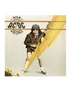 AC/DC Rock Saws Jigsaw Puzzle High Voltage (500 pieces)