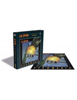 Def Leppard Puzzle Pyromania