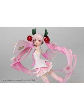 Vocaloid PVC Statue Hatsune Miku Sakura Miku 2020 Ver. 18 cm