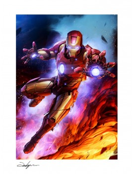 Marvel Art Print Iron Man 46 x 61 cm - unframed