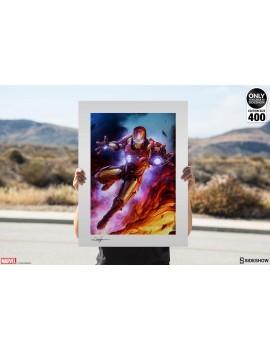 Marvel Art Print Iron Man 46 x 61 cm - unframed