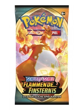 Pokémon Sword and Shield Darkness Ablaze Booster Display (36) *German Version*