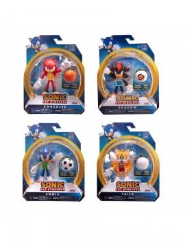 Sonic the Hedgehog Bendable Figures 10 cm Assortment (6)