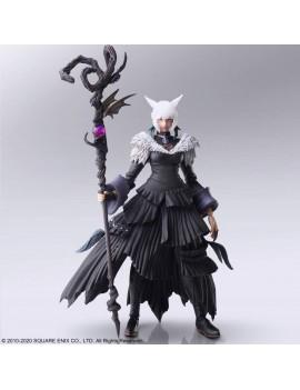 Final Fantasy XIV Bring Arts Action Figure Y'shtola 14 cm
