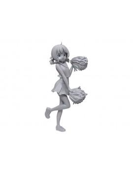 Is the Order a Rabbit? Season 3 PVC Statue Syaro Cheerleader Ver. 18 cm