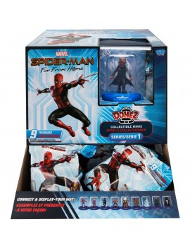 Spider-Man Far From Home Domez Mini Figures 7 cm Series 1 Display (18)