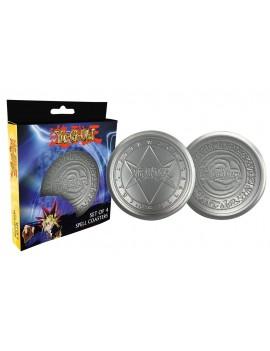 Yu-Gi-Oh! Coaster 4-Pack Spells