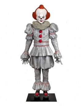 It Chapter Two Life-Size Statue Pennywise (Foam Rubber/Latex) 180 cm