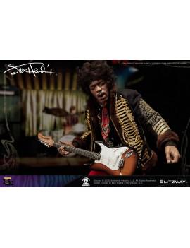 Jimi Hendrix Action Figure 1/6 Jimi Hendrix 31 cm
