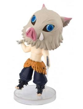 Demon Slayer: Kimetsu no Yaiba Figuarts mini Action Figure Inosuke Hashibira 9 cm