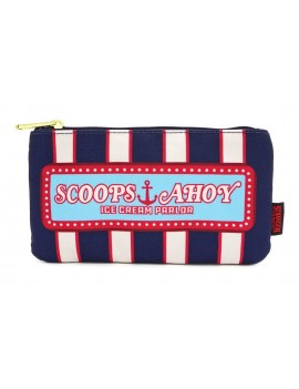 Stranger Things by Loungefly Pouch Scoops Ahoy