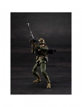 Mobile Suit Gundam G.M.G. Action Figure Principality of Zeon Army Soldier 01 10 cm