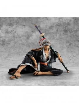 One Piece Portrait Of Pirates PVC Statue Warriors Alliance Trafalgar Law 12 cm