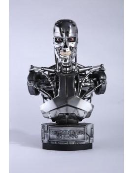 Terminator Genisys Bust 1/2 Endoskeleton 35 cm
