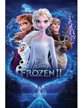 Frozen 2 Poster Pack Magic 61 x 91 cm (5)