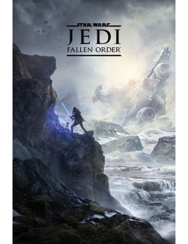 Star Wars Jedi Fallen Order Poster Pack Landscape 61 x 91 cm (5)
