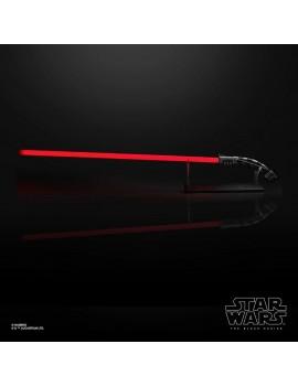 Star Wars The Clone Wars Black Series Replica 1/1 Force FX Lightsaber Asajj Ventress