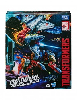 Transformers Generations War for Cybertron: Earthrise Commander Class Action Figure 2020 Sky Lynx