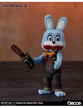 Silent Hill 3 Mini Action Figure Robbie the Rabbit Blue Version 10 cm