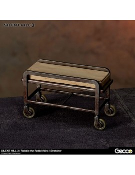 Silent Hill 3 Stretcher for Robbie the Rabbit Mini 9 cm