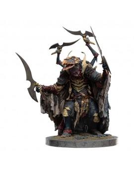 The Dark Crystal: Age of Resistance Statue 1/6 SkekTek The Hunter Skeksis 40 cm