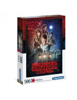Stranger Things Jigsaw Season 1 (500 pieces)
