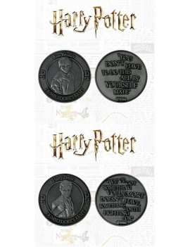 Harry Potter Collectable Coin 2-pack Dumbledore's Army: Harry & Ron Limited Edition