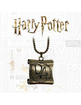 Harry Potter Necklace Dumbledore's Army Limited Edition