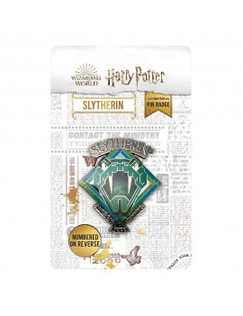 Harry Potter Pin Badge Slytherin Limited Edition