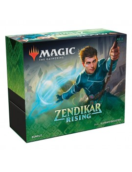 Magic the Gathering Zendikars Erneuerung Bundle german