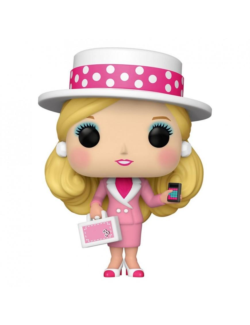Barbie POP! Vinyl Figure Business Barbie 9 cm