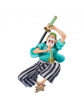 One Piece FiguartsZERO PVC Statue Usopp (Usohachi) 12 cm