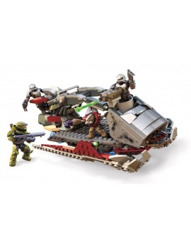 Halo Infinite Mega Construx Pro Builders Construction Set Skiff Intercept
