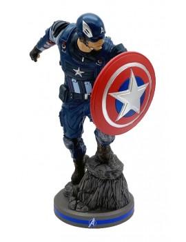 Avengers 2020 Video Game PVC Statue 1/10 Captain America 22 cm
