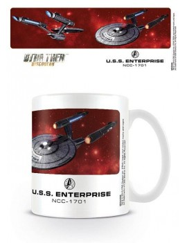 Star Trek Discovery Mug Pike's Enterprise