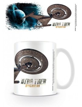 Star Trek Discovery Mug Ship