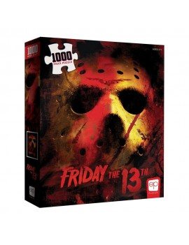 Friday the 13th Jigsaw Puzzle Friday the 13th (1000 pieces)