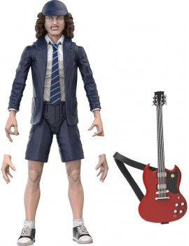 AC/DC BST AXN Action Figure Angus Young 13 cm