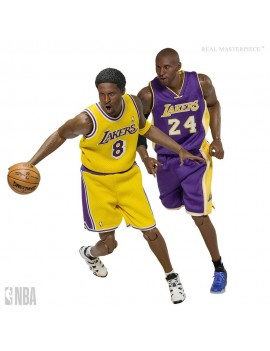 NBA Collection Real Masterpiece Actionfigur 1/6 Kobe Bryant Upgraded Re-Edition 30 cm