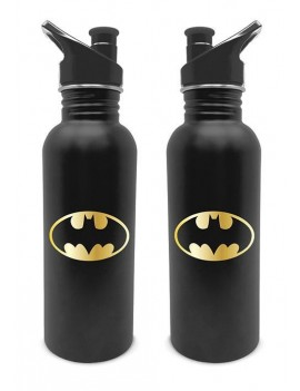 Batman Drink Bottle Logo