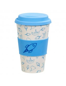 Disney Bamboo Lidded Mug To Infinity And Beyond