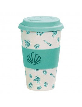 Disney Bamboo Lidded Mug Under The Sea