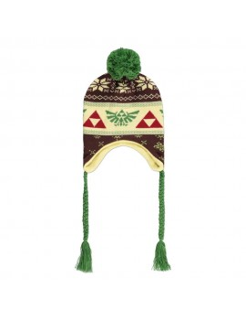The Legend of Zelda Ski Beanie Triforce Laplander