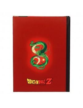 Dragon Ball Z Notebook with Light Shenron Dragon