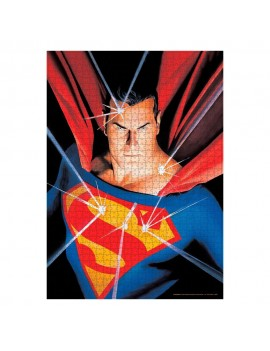 DC Comics Jigsaw Puzzle Superman
