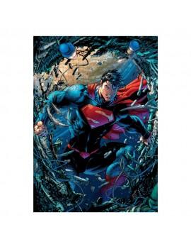 DC Comics Jigsaw Puzzle Superman Chatarra