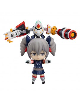 Honkai Impact 3rd Nendoroid Action Figure Bronya: Valkyrie Chariot Ver. 10 cm